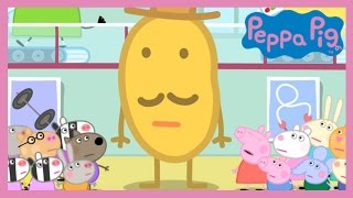 Peppa Pig - Mr Potato Head Comes To Town (Full Episode)