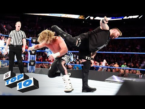 Xxx Mp4 Top 10 SmackDown LIVE Moments WWE Top 10 February 20 2018 3gp Sex