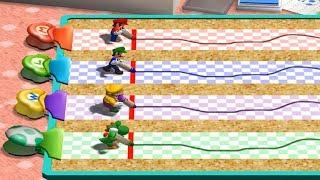 Mario Party 4 - All Mini Games