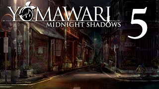 Yomawari: Midnight Shadows - Commence Bone Puns, Manly Let