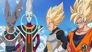 Dragon Ball Super Movie New Character Design Revealed (Hindi)