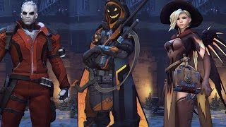 Overwatch: Every Halloween Costume, Highlight Intro, and R.I.P. Victory Pose