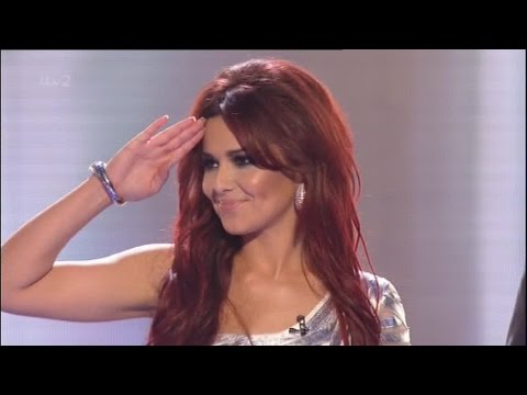 Cheryl XFactor Cheryl Looks Back ITV2 26 Aug 2014