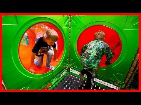 Fun Indoor Playground for Kids at Exploria Center