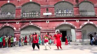 Flash Mob project For B M College, Barisal