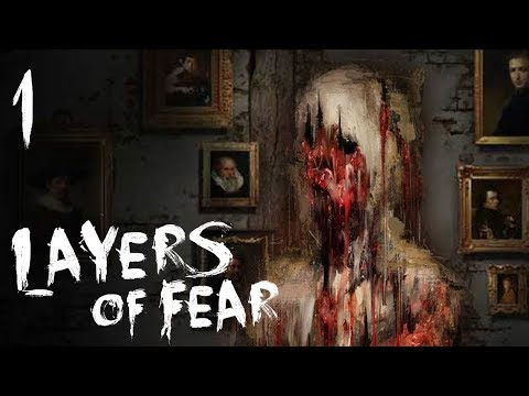 Xxx Mp4 LAYERS OF FEAR Playthrough Part 1 What Even Is This 3gp Sex
