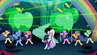 The Spectacle (Razzle Dazzle) - MLP FiM - Countess Coloratura (song+mp3)[HD]