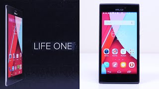 BLU Life One: Unboxing a $150 Smartphone