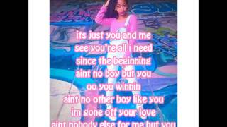 Meant To Be Lyrics - We R Charm