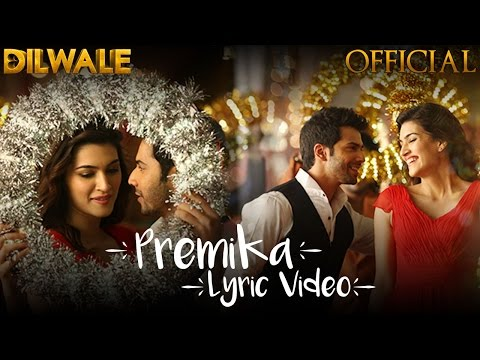 Xxx Mp4 Premika Lyric Video Dilwale Varun Dhawan Kriti Sanon Benny Dayal Kanika Kapoor 3gp Sex