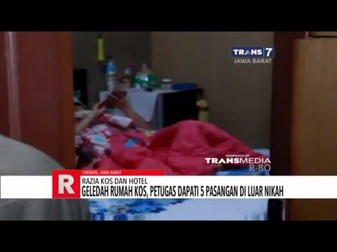 Razia Kos & Hotel, 15 Pasangan di Luar Nikah Diamankan