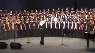 Windy Nights - Cynthia Gray - WSMS 2004-05 Concert Choir