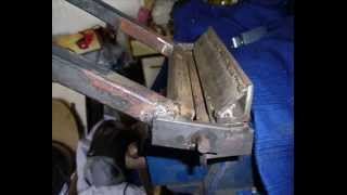 Metal Bar Bender Homemade 01