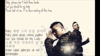 Taeyang   Wedding Dress Lyrics (English/Korean/Romanizations)