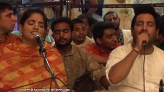 Hare Krishna Kirtan by Madhavas Band on Day 2 of ISKCON Mira Road Kirtan Mela 2016