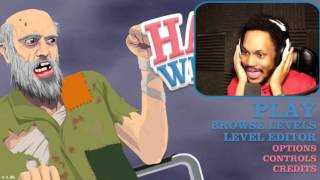 Happy Wheels Freestyle by CoryxKenshin | Fire Flame Flow Mixtape Productions
