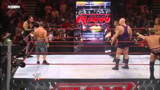 WWE UNDERTAKER AND JOHN CENA VS DX VS BIG SHOW AND JERICHO THE SHOCKING RETURN OF TAKER