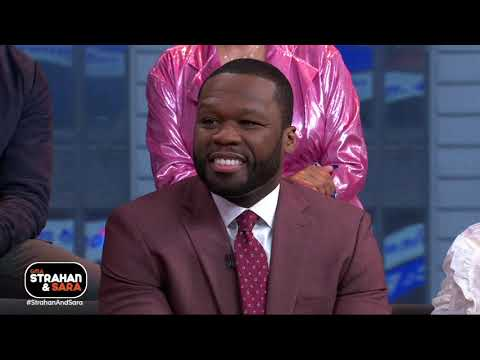The Cast Of Power On Strahan And Sara Full Interview