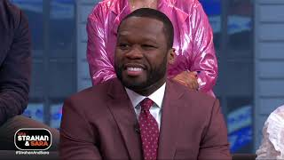 """The Cast Of """"Power"""" On """"Strahan And Sara""""! - Full Interview"""