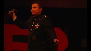 My experience as a volunteer firefighter in Chile | Maximiliano Salinas | TEDxYouth@NidodeAguilas