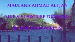Maulana Ahmad Ali Jan Palosai 4 Pashto Bayan Khyber Pukhtun Khawa KPK Pakistan & Afghanistan