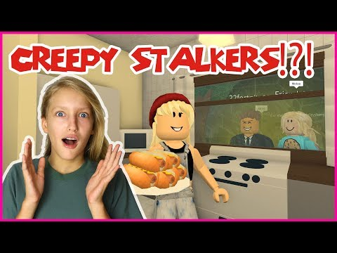 Creepy Stalkers Watch ME Eat at 3am