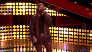 Craig Wayne Boyd: The Voice 2014 Blind Audition - The Whiskey Ain't Workin'