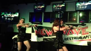 The Flirts   Danger - New Wave Restaurant Bar, Bellflower, CA