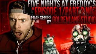 "Vapor Reacts #175 | FNAF SFM SERIES ""Episode 1/Part 2 NO"" by GoldenLane Studio REACTION!! WTF!"