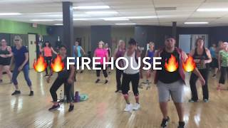 Daddy Yankee featuring play n SKILLZ FIREHOUSE 🔥🔥🔥🏠 zumba routine