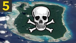 Top 5 Most Secretive and Hidden Places
