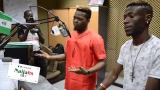 Olamide Baddoh Introduces New Label Signing Davolee [Naija 102.7 FM]