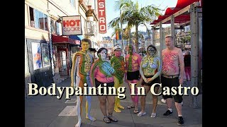 Human Connection Arts | 2019 Upcoming Events (Bodypainting)