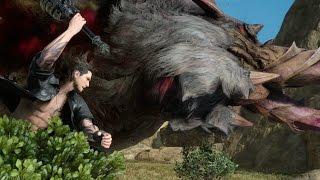 Final Fantasy XV - Bloodhorn - NO DAMAGE (NORMAL)