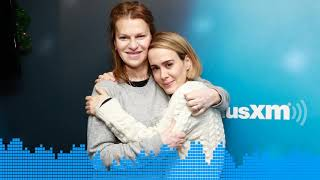 """Sarah Paulson on Ryan Murphy - """"He Was The First Person That Really Made Me Feel Seen."""""""