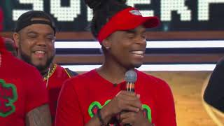 Trevor Jackson Shows Nick Cannon How To Be Superfly   Wild  N Out   #SoSuperfly