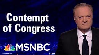 "Fmr. Federal Prosecutor: Lewandowski ""May Have Perjured Himself"" In Hearing | The Last Word | MSNBC"