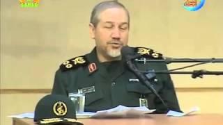 فرمانده سپاه : جنگ جهانی سوم در صورت حمله به ایران