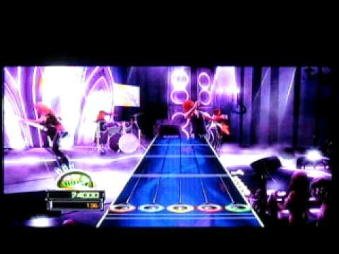 Guitar Hero WT: Guitar - What I've Done 100% FC (Expert)