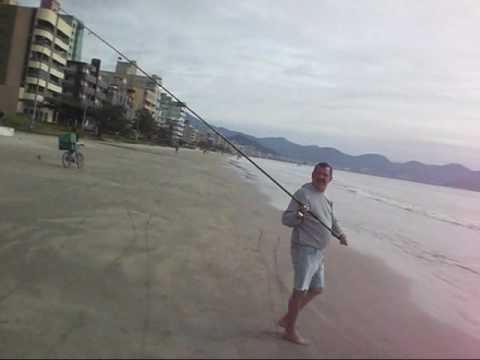 Pescaria de Praia em Itapema SC