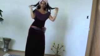 رقص شرقي خاص  رقص منزلي بلدي - فيديو