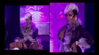 Faux Fur runway narrated by Michael Kors (RPDR S9)