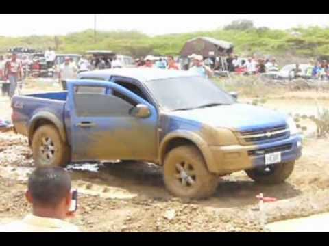 Chevrolet Luv D Max Azul Destreza 4x4 Paraguaná 2013