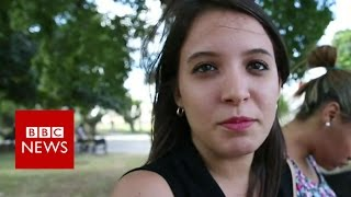 What is life like in Cuba after Fidel Castro? BBC News