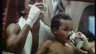 '7 Up'  [02] TV ad featuring Sugar Ray Leonard - 1981