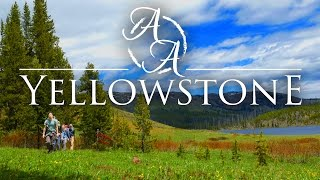 Yellowstone National Park in 4k | Backpacking, Hiking, and Camping Wyoming