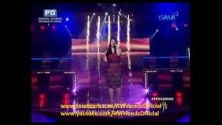 IN YOUR EYES - Regine Velasquez (Party Pilipinas SSSHHH Jan. 27, 2013)