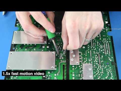 Xxx Mp4 Panasonic TV Repair Power Supply Repair Kit ETX2MM70 No Power 2 Or 10 Blinking Light 3gp Sex