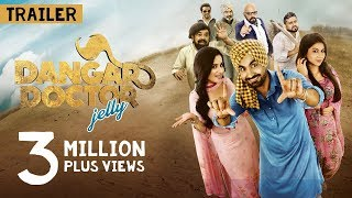 Dangar Doctor Jelly | Official Trailer | Ravinder Grewal, Sara Gurpal, Geet Gambhir | 20th Oct