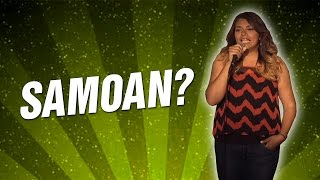 Samoan? (Stand Up Comedy)